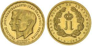 20 Franc Luxembourg (pays) Or