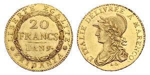 20 Franc Italia