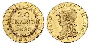 20 Franc Italy
