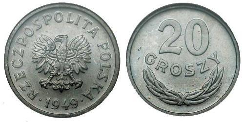 20 Grosh 波兰