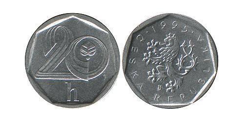 20 Heller Czech Republic Aluminium