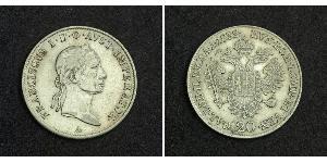 20 Kreuzer Empire d