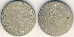 20 Kreuzer Österreich-Ungarn (1867-1918) Silber