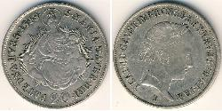 20 Kreuzer Hungary (1989 - ) Silver