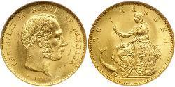 20 Krone Denmark Gold Christian IX of Denmark (1818-1906)