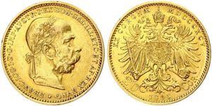 20 Krone Impero austro-ungarico (1867-1918) Oro Franz Joseph I (1830 - 1916)