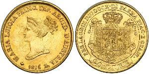 20 Lira Italian city-states Gold