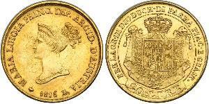 20 Lira Italian city-states Or