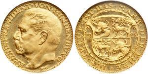 20 Mark Germania Oro