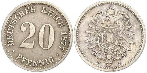 20 Pfennig Germania