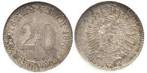 20 Pfennig Germany