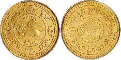 20 Srang Тибет Золото
