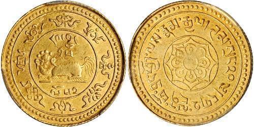 20 Srang Tíbet Oro