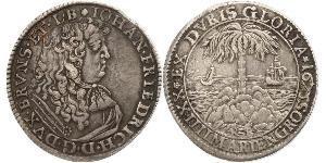 24 Mariengroschen Священна Римська імперія (962-1806) Срібло John Frederick, Duke of Brunswick-Calenberg