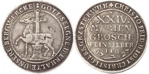 24 Mariengroschen Stati federali della Germania / Sacro Romano Impero (962-1806) Argento