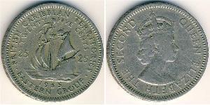 25 Cent  Copper/Nickel