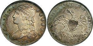 25 Cent / 1/4 Dólar Estados Unidos de América (1776 - ) Plata