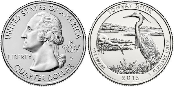 25 Cent / 1/4 Dollar Vereinigten Staaten von Amerika (1776 - ) Nickel George Washington