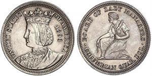 25 Cent / 1/4 Dollar USA (1776 - )
