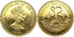 25 Dólar Bahamas
