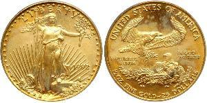 25 Dollar USA (1776 - ) Gold