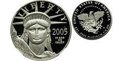 25 Dollar Vereinigten Staaten von Amerika (1776 - ) Platin