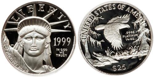 25 Dollaro Stati Uniti d