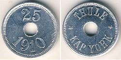 25 Ore Grönland Aluminium