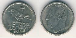 25 Ore Norway Copper/Nickel