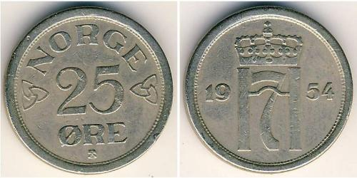25 Ore Norway Copper/Nickel