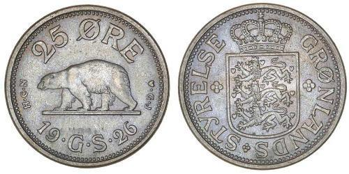 25 Ore Groenlandia