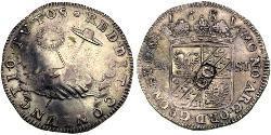 28 Stiver Dutch Republic (1581 - 1795) Silver