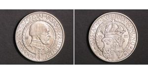 2 Крона Швеція Срібло