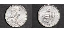 2 Пенгьо Королівство Угорщина (1920 - 1946) Срібло