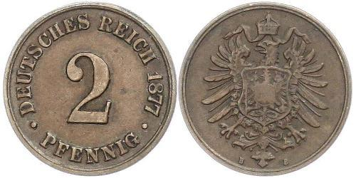 2 Пфенниг Германия