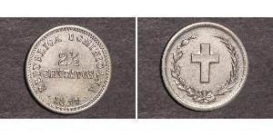 2 1/2 Centavo 多明尼加