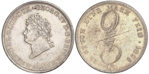 2/3 Thaler States of Germany Silber