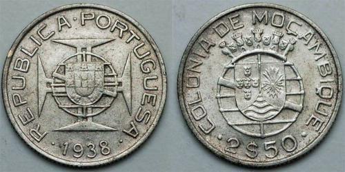 2.5 Escudo Mozambico