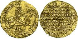 2 Angel States of Germany Gold