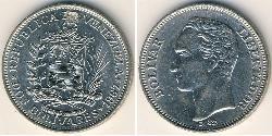 2 Bolivar Venezuela Nickel