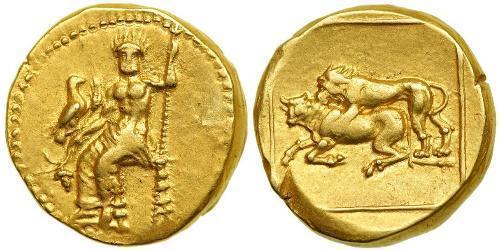 2 Daric Ancient Greece (1100BC-330) Gold