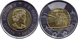 2 Dollar Kanada Messing Elizabeth II (1926-)