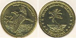 2 Dollaro Isole Cocos (Keeling)