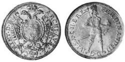 2 Ducat 神圣罗马帝国 (962 - 1806) 金