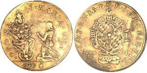 2 Ducat Electorate of Bavaria (1623 - 1806) 金