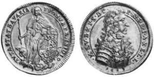 2 Ducat Electorate of Bavaria (1623 - 1806) Gold