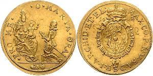2 Ducat Electorate of Bavaria (1623 - 1806) Gold