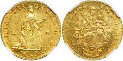 2 Ducat Königreich Ungarn (1000-1918) Gold Maria Theresa of Austria (1717 - 1780)
