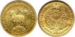 2 Ducat States of Germany Gold