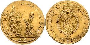 2 Ducat Elettorato di Baviera (1623 - 1806) Oro